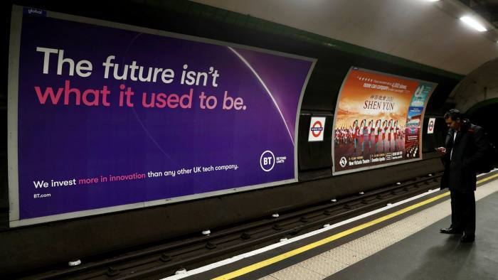 Bt Lands On Kkr S Radar After Share Price Tumble Financial Times