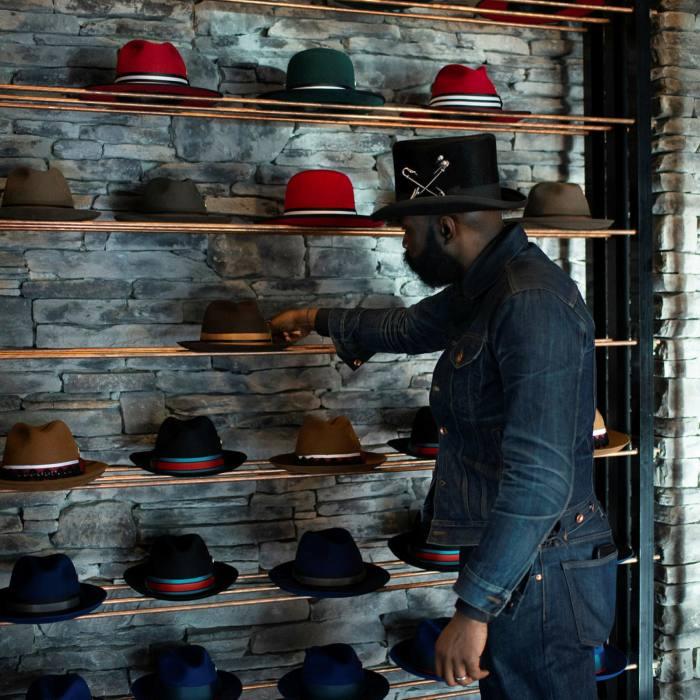 Marc Williamson, Designer / Owner of FlameKeepers Hat Club