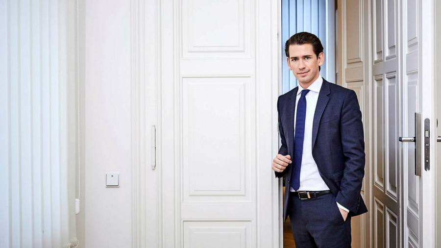 Sebastian Kurz's frugality smooths sharp edges of Austria crisis fallout - Financial Times