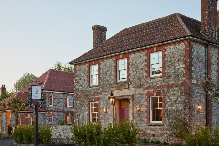 The Bradley Hare is located in the Duchy of Somerset Estate on the Wiltshire-Somerset border