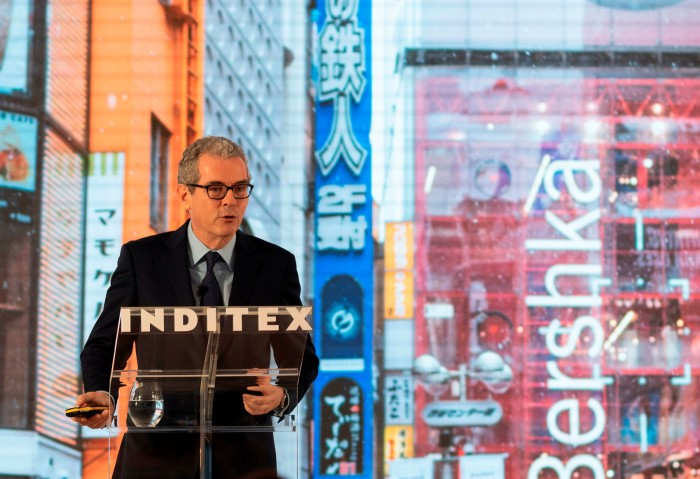 Inditex executive chair Pablo Isla says it is his 'obsession' to have online sales fully integrated with physical retail