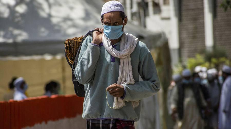 Muslims fear backlash of India's coronavirus fury