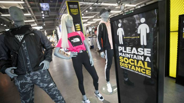 us stimulus measures help drive sales recovery at jd sports financial times jd sports financial times