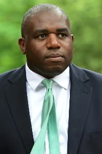 'Our approach in the UK has been incremental at best,' says David Lammy