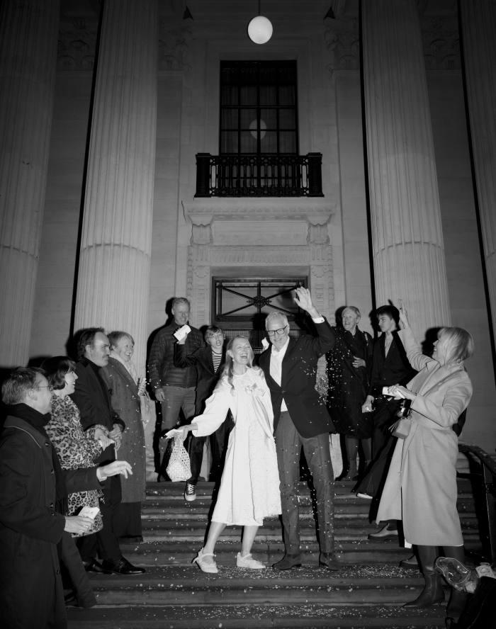 Mariage de Rebecca Lowthorpe et Oliver Ziehn