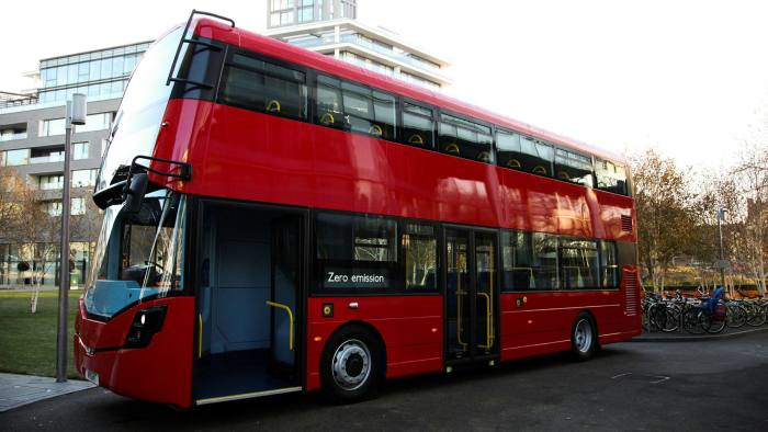 Hydrogen is being used in heavier transportation such as buses, where it is seen as a cheaper alternative to battery power