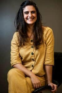 Larissa Rodrigues of the Escolhas Institute