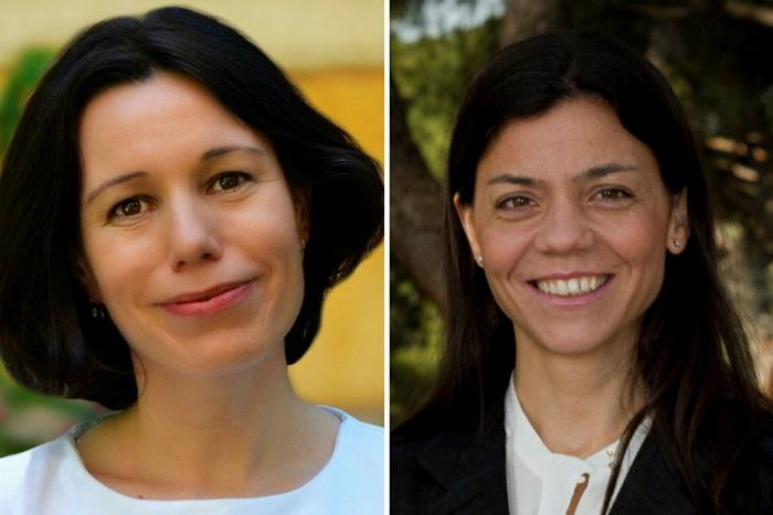 Co-authors Monika Hamori (left) and Rocío Bonet (right) are associate professors of human resources and organisational behaviour at IE