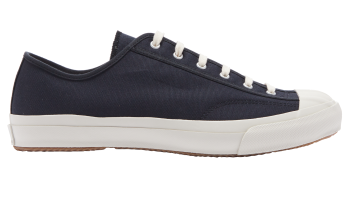 Moonstar Gym Classic vulcanized rubber canvas sneakers, £ 140, matchesfashion.com