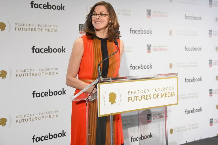 Former CNN anchor Campbell Brown, who now works for Facebook, says the pandemic is a 'make or break moment' for local news
