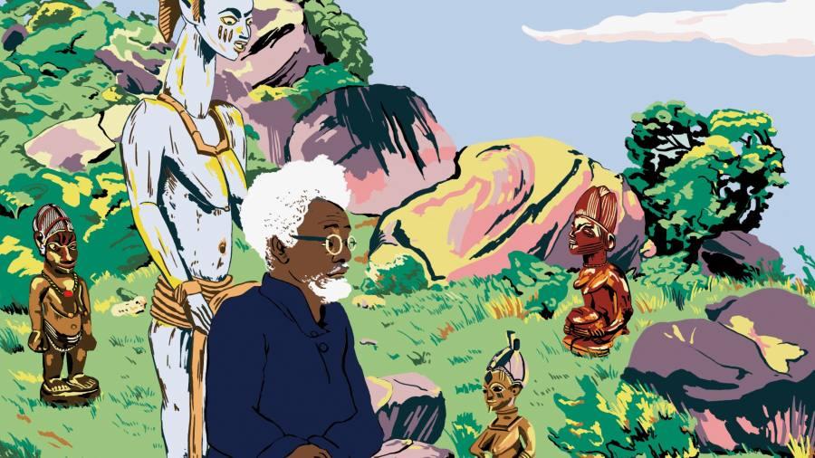 How I Spend It: Nobel Prize-winning author Wole Soyinka on Yoruba antiquities