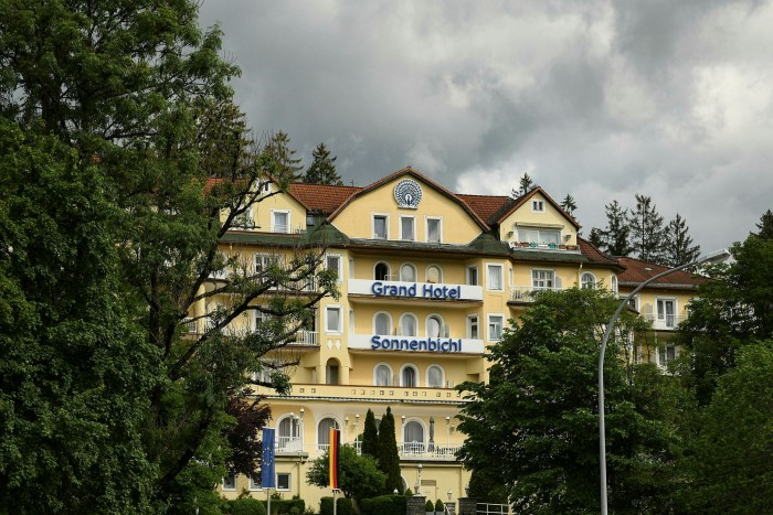 German media have reported extensively that King Maha Vajiralongkorn is renting a hotel in Garmisch-Partenkirchen in the Bavarian Alps