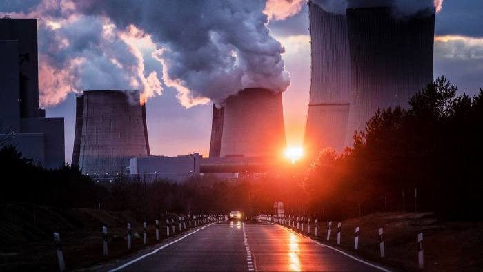 Sunset industry: this coal-fired power station in Boxberg, Germany, is due to be powered off in 2038 as the country strives to cut greenhouse gas emissions