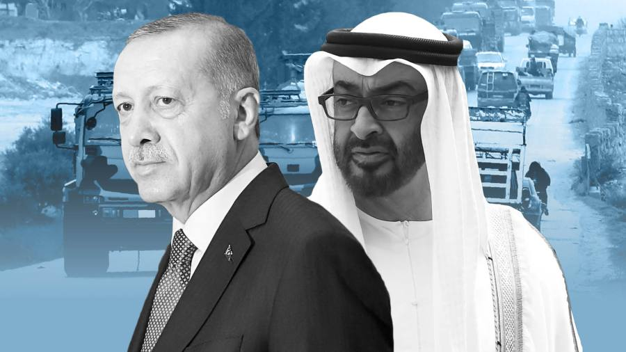 UAE vs Turkey: the regional rivalries pitting MBZ against Erdogan
