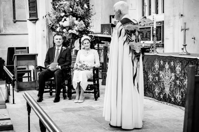 Wedding of Rebecca Rose and Nicholas Bacon