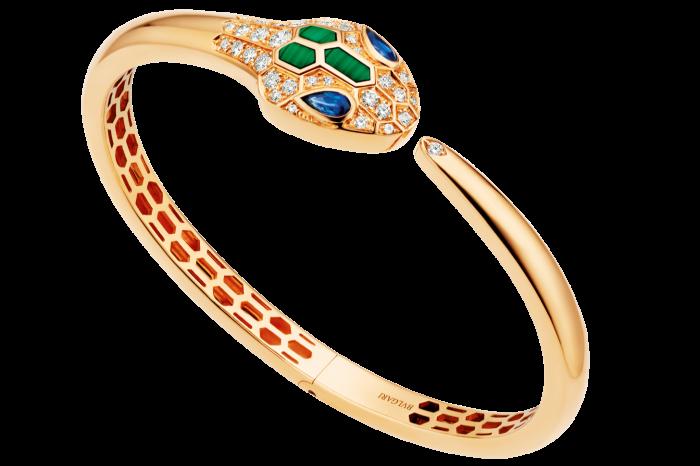 Bulgari Serpenti bracelet, £10,900
