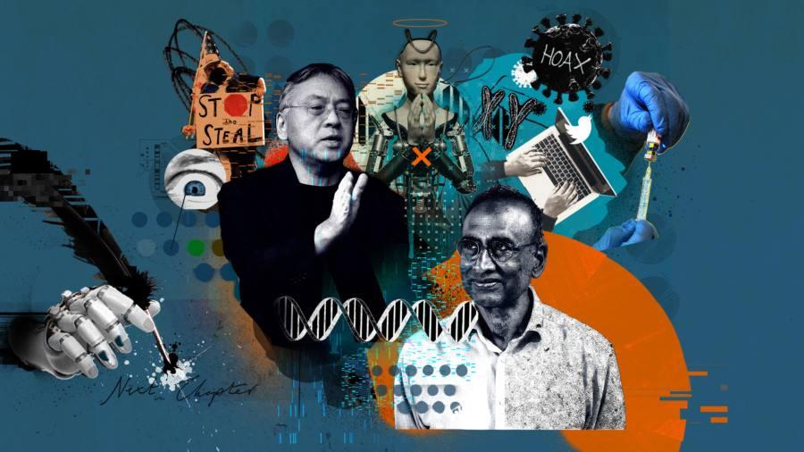 Kazuo Ishiguro and Venki Ramakrishnan: imagining a new humanity