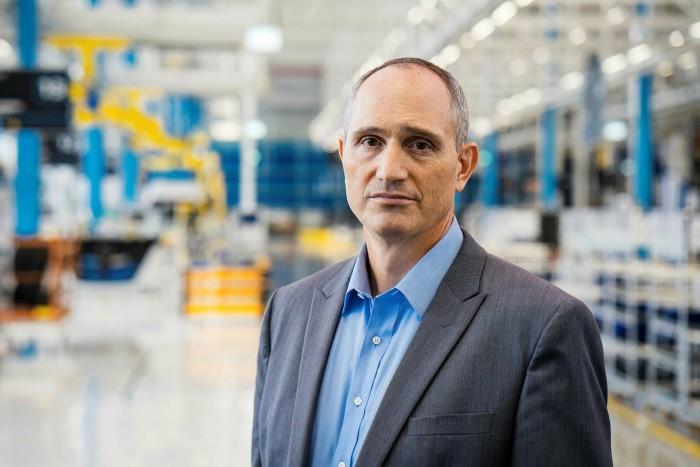 Mark Russell, CEO of Nikola