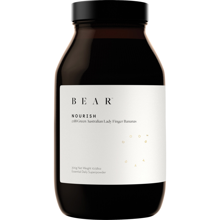 Bear Nourish superpowder, £38, libertylondon.com