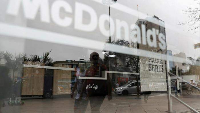 ESG course content has proved relevant to executives at McDonald's, which is targeting more sustainable beef production
