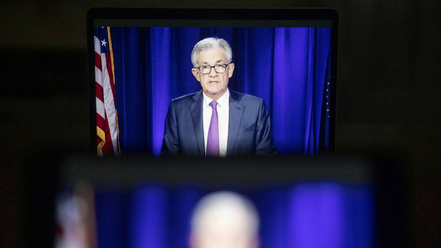 Federal Reserve chairman to defend central bank's pandemic response in testimony to Congress