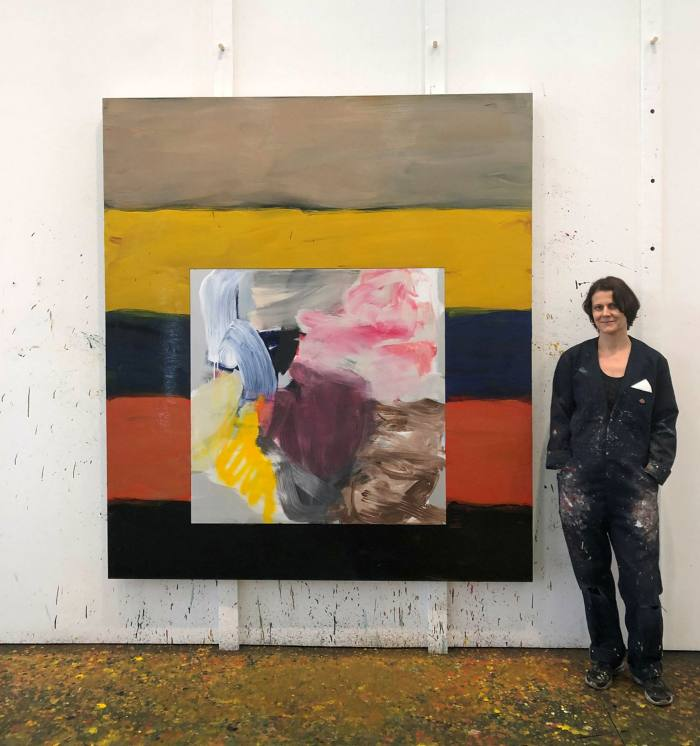 'Best the Best' by Sean Scully and Liliane Tomasko
