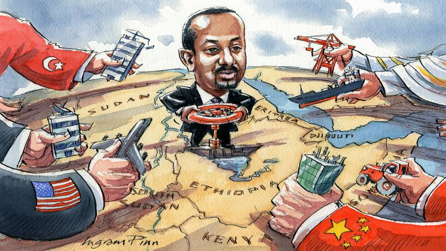 Ethiopia's Nile mega-dam is changing dynamics in Horn of Africa