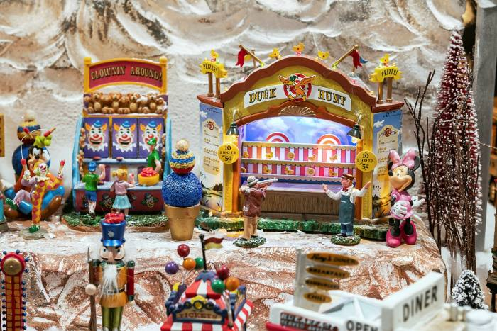 The Christmas village, or 'putz', came from Germany but now dabblers and obsessives the world over set them up in living rooms, basements or attics