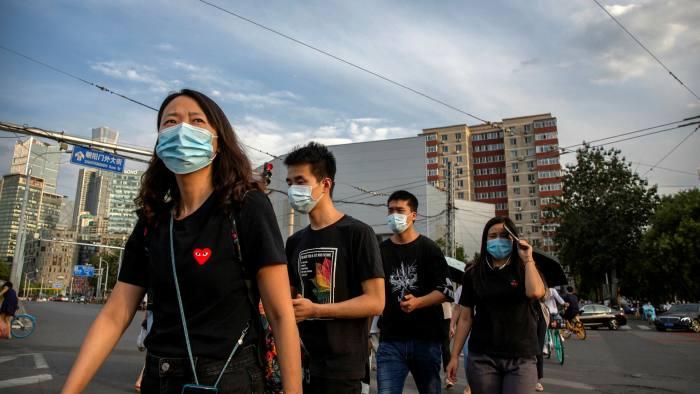 The coronavirus pandemic has caused a sharp economic downturn in China that has hit small and medium-sized enterprises hard