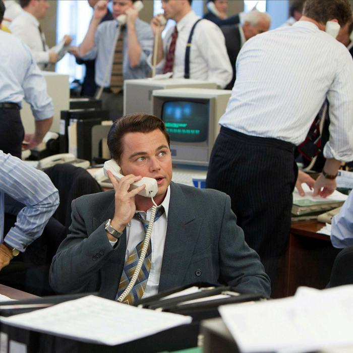 'The Wolf of Wall Street' (2013)