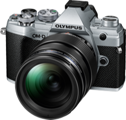 Olympus OM-D E-M5 Mark III with 12-40mm f2.8 lens, £1,699