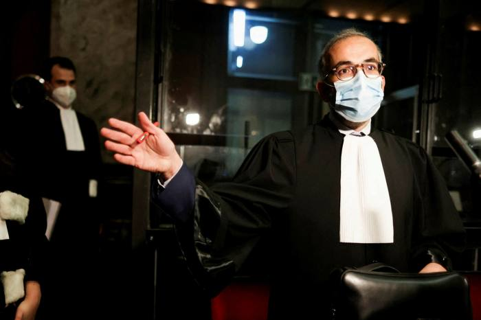 Hakim Boularbah, legal counsel for AstraZeneca