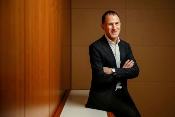 Aron Landy, chief executive of Brevan Howard, which has moved away from a star manager culture towards a broader base of talented managers