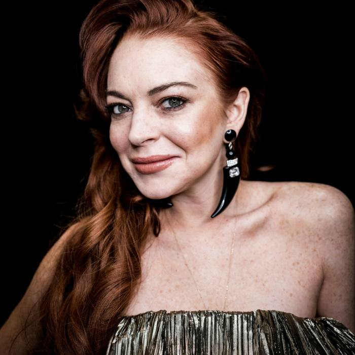 Believers: Lindsay Lohan this week tweeted 'bitcoin to the moon'