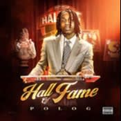 Album cover of 'Hall of Fame' by Polo G