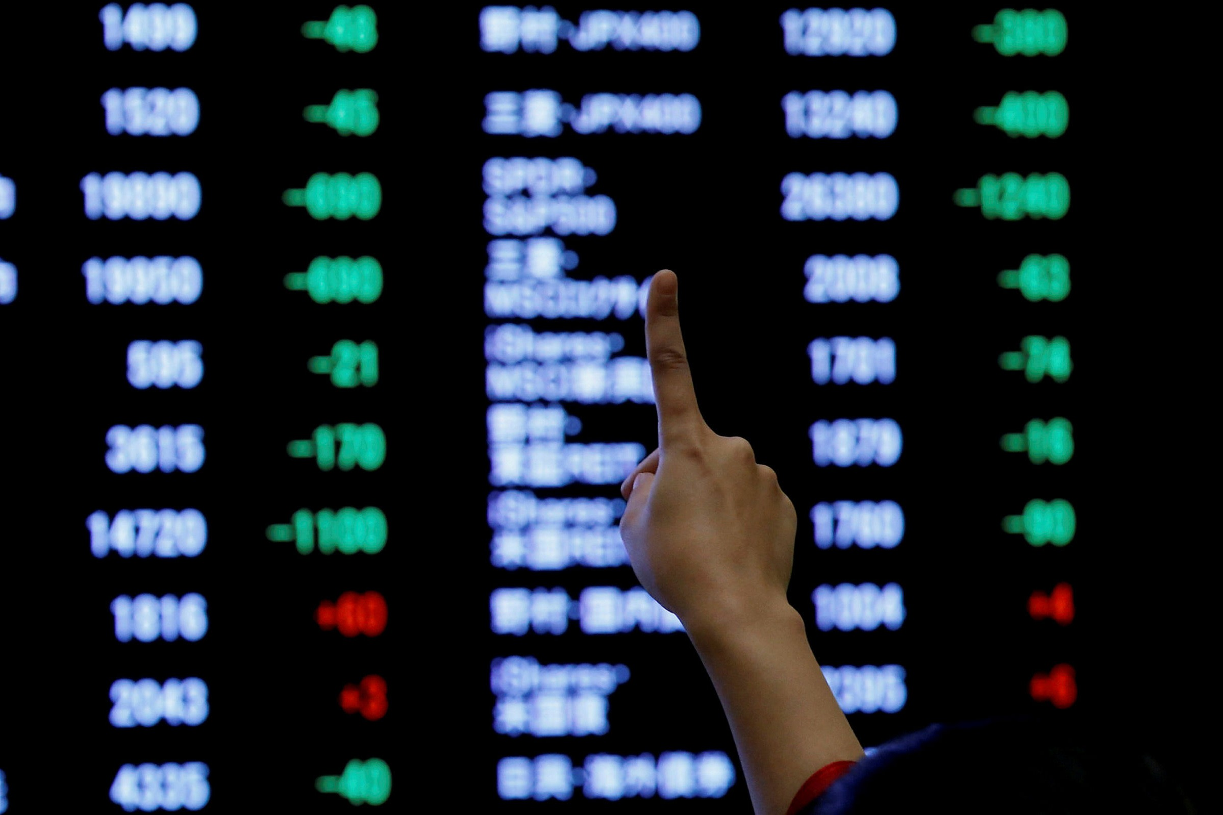 Japan's Topix dropped 1.1 per cent while Australia's S&P/ASX 200 and South Korea's Kospi both fell 0.4 per cent