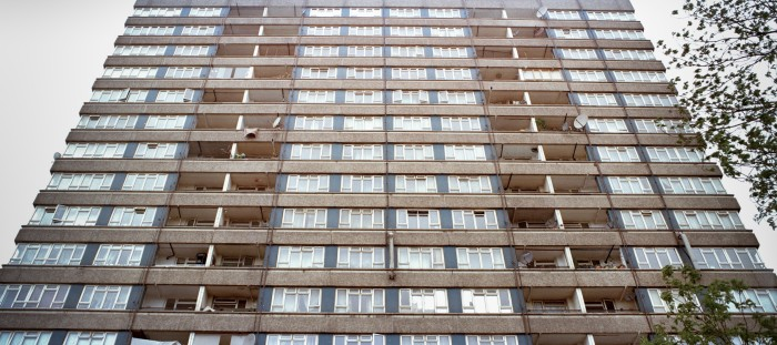 Windmill Court in Brent, London