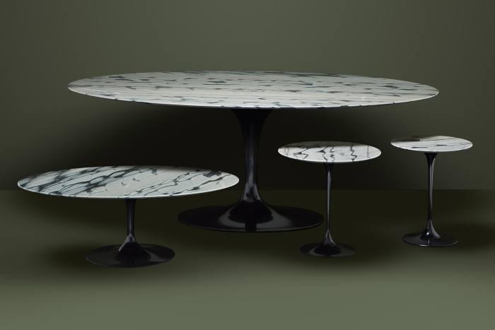 Eero Saarinen for Knoll TulipOval coffee table, £4,380, exclusive to conranshop.co.uk