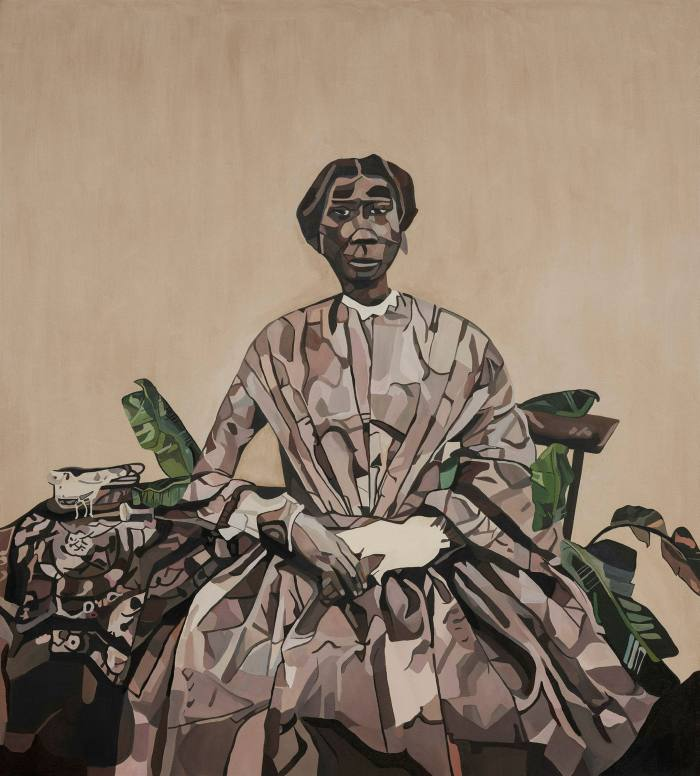 'Sarah Forbes Bonetta' (2020) by Joy Labinjo