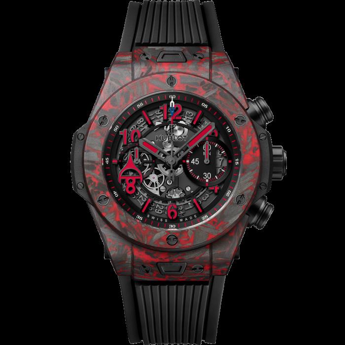 Hublot Big Bang Unico Red Carbon Alex Ovechkin, £21,700