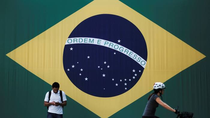 Brazil has a particularly high public debt burden, with Citi estimating it comes to almost 95 per cent of GDP