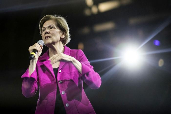 Senator Elizabeth Warren has added her voice to increasing concerns over Amazon's power