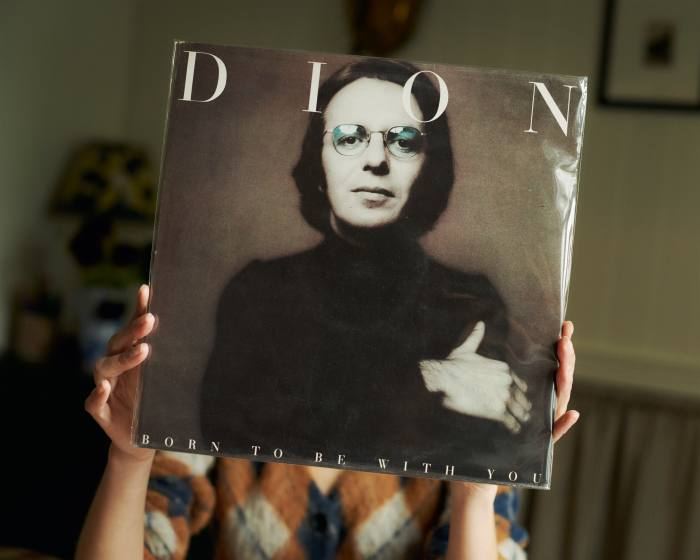 One of Chung's favourite albums: Dion's Born to be with you
