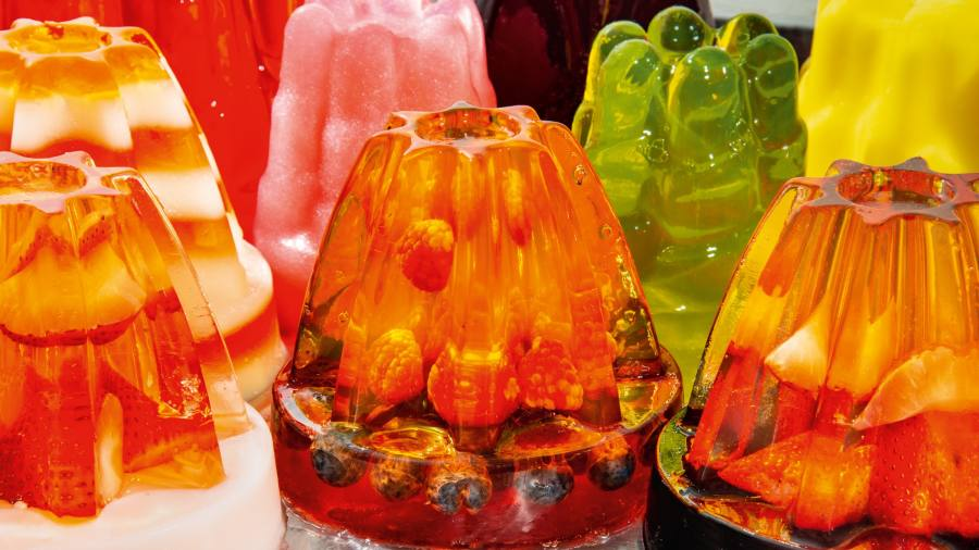 Bompas and Parr: the kings of gelatine