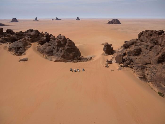 Chad's Ennedi Desert
