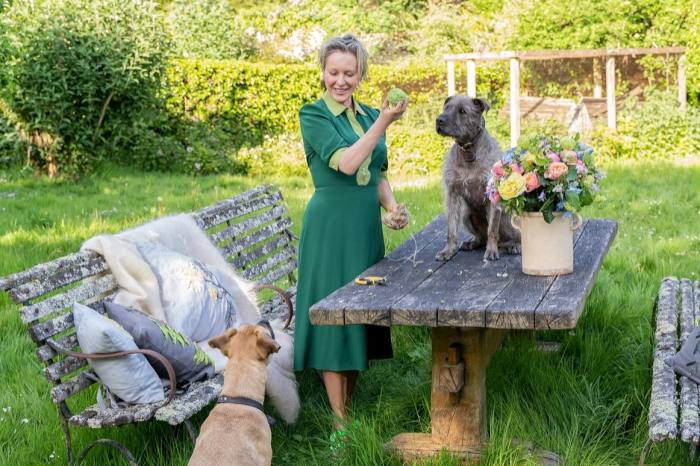 Nikki Tibbles' Be Kind programme is the result of an ongoing partnership with Manolo Blahnik, the shoe brand