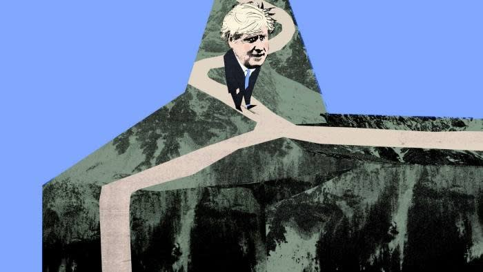 Robert Shrimsley: 'A slide in support will see the UK prime minister avoiding difficult decisions on green taxes and spending'