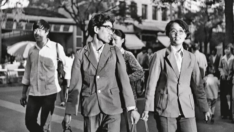 Beijing 1986: portraits of a forgotten China