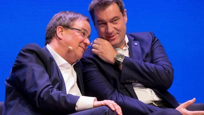 Coronavirus Throws Open Race To Succeed Merkel Financial Times