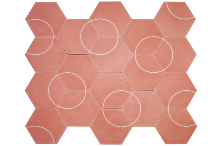 Equinox tiles, from about £229 per sq m, byPopham Design